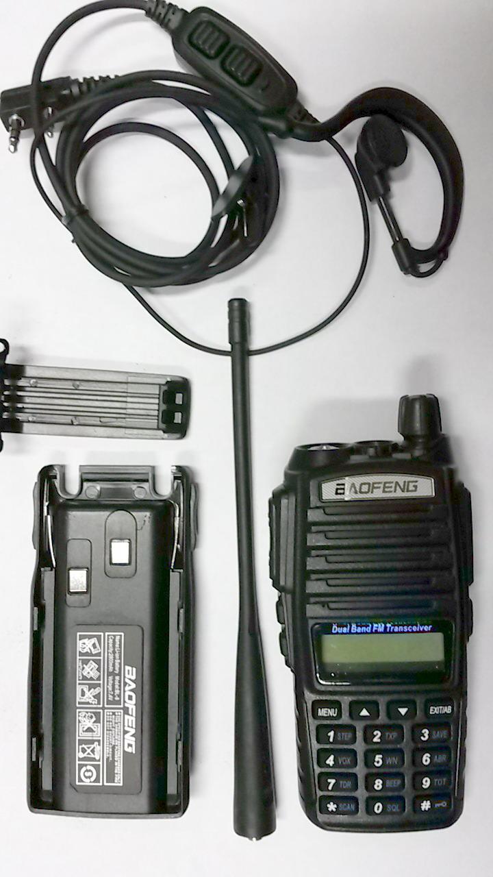 схема подключения антенны к радиостанции вектор