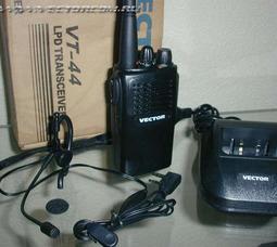 Поступили радиостанции VT44 Master и VT44H. начинае принимать заказы на данные модели - фото 1