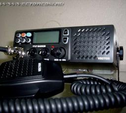 Две новые модели радиостанций диапазона 27 МГц: VECTOR VT-27 TRUCK, VECTOR VT-27 MAGNUM - фото 1
