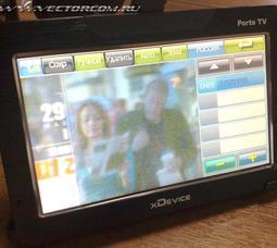 GPS навигатор с ТВ - фото 2