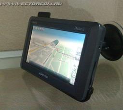 GPS навигатор с ТВ - фото 3