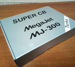 Новинка от МegaJet -MJ 300 TURBO! - фото 1