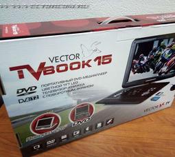 Цветные TFT LED телевизоры-книжки 10/13/14/15 дюймов с поворотным экраном - фото 4