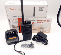 На склад поступили радиостанции WOUXUN KG-988 и KG-828 диапазонов VHF 136-174 мГц - фото 2
