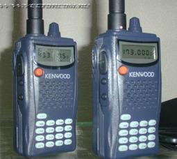 25.06.2007, понедельник - поступление на склад раций Kenwood TK K-4AT - фото 1