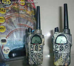 Midland GXT 850 FRS/GMRS, NEW!! 22канала, 5Вт, ВЛАГОНЕПРОНИЦАЕМАЯ РАЦИЯ Waterproof!! - фото 1