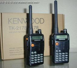 Kenwood ТК 2178 и 3178 новая модель компактной радиостанции - фото 1