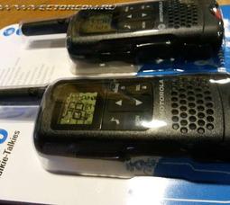 Портативная рация Motorola TLKR T60 PMR - фото 1