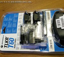 Портативная рация Motorola TLKR T60 PMR - фото 3