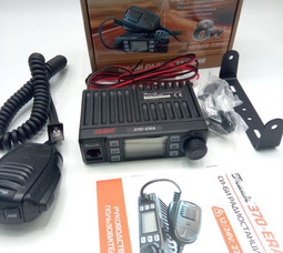 Автомобильная радиостанция Track 370-ERA 27 МГц, 8 Вт, 12/24В   - фото 4