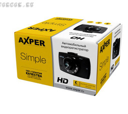 AXPER Simple видеорегистратор автомобильный - фото 5