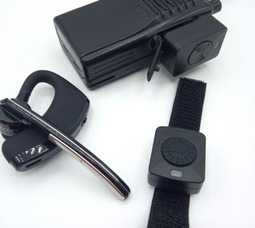 Bluetooth гарнитура универсальная для Kenwood, BaoFeng и других раций - фото 6