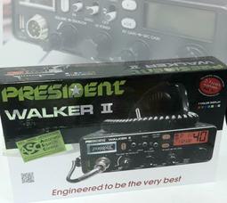 автомобильная радиостанция PRESIDENT Walker II ASC   - фото 2