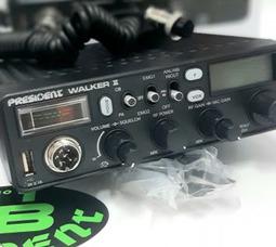 автомобильная радиостанция PRESIDENT Walker II ASC   - фото 4