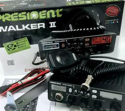 автомобильная радиостанция PRESIDENT Walker II ASC   - фото 7