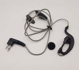 Гарнитура 5 серии с заушиной для MotorolaCP/DP ( силикон) - фото 2