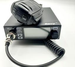 фото Автомобильная радиостанция Track Barry 27 МГц, 8 Вт, 12 / 24В