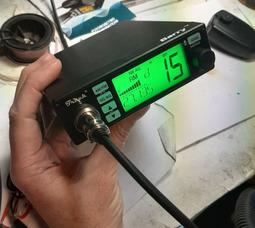 Автомобильная радиостанция Track Barry 27 МГц, 8 Вт, 12 / 24В NEW а - фото 5