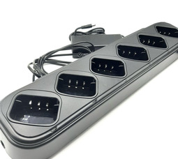 Зарядное устройство CHA-027 WOUXUN , 6 позиционное для Wouxun KG828 и 988 - фото 1