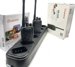 Зарядное устройство CHA-027 WOUXUN , 6 позиционное для Wouxun KG828 и 988 - фото 3