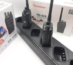Зарядное устройство CHA-027 WOUXUN , 6 позиционное для Wouxun KG828 и 988 - фото 4