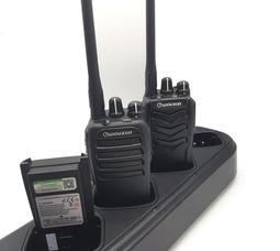 Зарядное устройство CHA-027 WOUXUN , 6 позиционное для Wouxun KG828 и 988 - фото 5