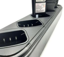 Зарядное устройство CHA-027 WOUXUN , 6 позиционное для Wouxun KG828 и 988 - фото 8