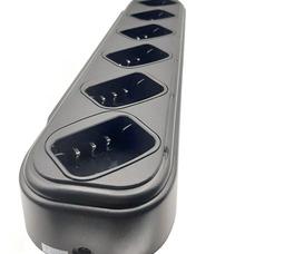 Зарядное устройство CHA-027 WOUXUN , 6 позиционное для Wouxun KG828 и 988 - фото 10