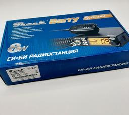 Автомобильная радиостанция Track Barry 27 МГц, 8 Вт, 12/24В  - фото 2