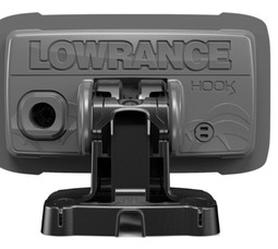 Эхолот-плоттер Lowrance HOOK-4x GPS Bullet Skimmer CE ROW (000-14015-001) - фото 2