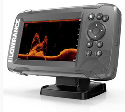 Эхолот-плоттер Lowrance HOOK -5x GPS Splitshot (000-14016-001) - фото 2