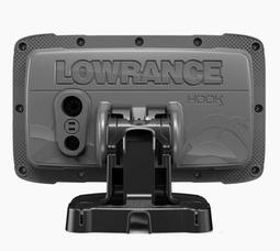 Эхолот-плоттер Lowrance HOOK -5x GPS Splitshot (000-14016-001) - фото 4