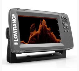 Эхолот-плоттер Lowrance HOOK -7x GPS Splitshot (000-14020-001)
