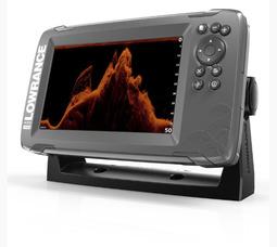 Эхолот-плоттер Lowrance HOOK -7x GPS Splitshot (000-14020-001) - фото 2