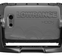 Эхолот-плоттер Lowrance HOOK -7x GPS Splitshot (000-14020-001) - фото 4