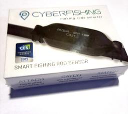 Интеллектуальный рыболовный трекер на удилище Cyberfishing srs3 - фото 1