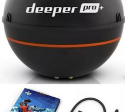 Эхолот беспроводной Deeper Smart Sonar PRO+ (Wi-Fi) - фото 3