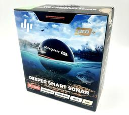Эхолот беспроводной Deeper Smart Sonar PRO+ (Wi-Fi) - фото 6