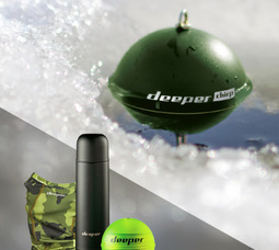 Эхолот беспроводной DEEPER SMART SONAR CHIRP+ Winter Bundle (EXCLUSIVE) (Wi-Fi) - фото 8
