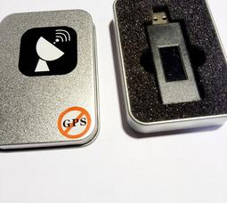 GPS блокиратор USB (с экраном)
