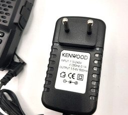 Портативная рация TK-UVF10 Kenwood Dual Band 144/470МГц  8Вт - фото 13