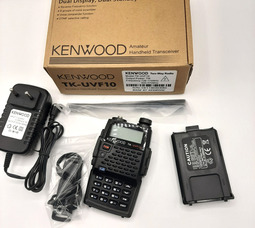 Портативная рация TK-UVF10 Kenwood Dual Band 144/470МГц  8Вт - фото 6