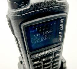 Портативная рация TK-UVF1 (Sport) Kenwood - фото 1