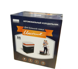 Автомобильный холодильник Unicool 25 - фото 7