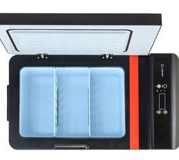 Libhof Q-18 компрессорный автомобильный холодильник - фото 5