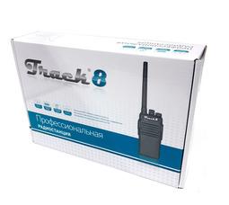 Портативная радиостанция Track-8 UHF(400-470 МГц) 8Вт Акб Li-On 7,4в 3000 mAh  - фото 3