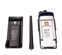 Портативная радиостанция Track-8 UHF(400-470 МГц) 8Вт Акб Li-On 7,4в 3000 mAh  - фото 6