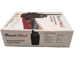 Портативная радиостанция Track mini UHF(400-470 МГц) 3Вт Акб Li-On 3.8в 1800mAh  - фото 10