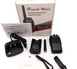 Портативная радиостанция Track mini UHF(400-470 МГц) 3Вт Акб Li-On 3.8в 1800mAh  - фото 13