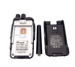 Портативная радиостанция Track mini UHF(400-470 МГц) 3Вт Акб Li-On 3.8в 1800mAh  - фото 9